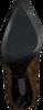 Cognacfarbene LOLA CRUZ Cowboystiefel 293T30BK-D-I19  - small