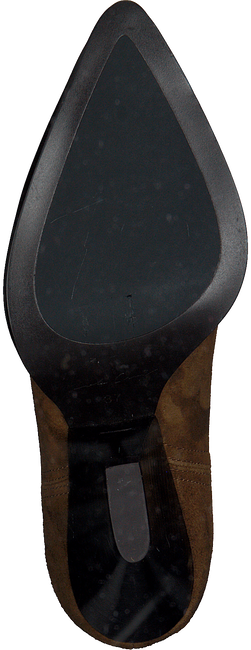 Cognacfarbene LOLA CRUZ Cowboystiefel 293T30BK-D-I19  - large
