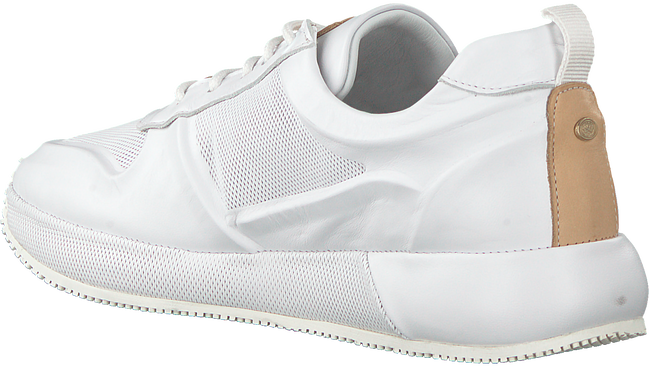 Weiße FRED DE LA BRETONIERE Sneaker low 101010114 FRS0695  - large