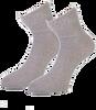 Graue MARCMARCS Socken ALEXIA - small