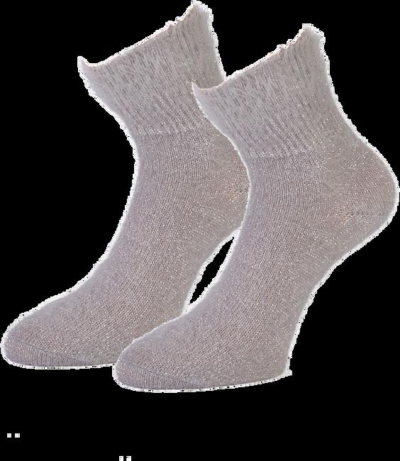 Graue MARCMARCS Socken ALEXIA - large