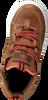 Cognacfarbene VINGINO Sneaker MANNIX MID  - small