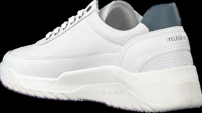 Weiße CYCLEUR DE LUXE Sneaker low URBINO  - large