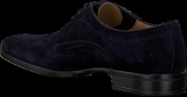 Blaue GIORGIO Business Schuhe 38202  - large