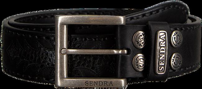 Schwarze SENDRA Gürtel 1245 - large