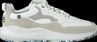 Weiße FLORIS VAN BOMMEL Sneaker low 16269  - medium