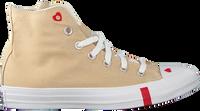 Beige CONVERSE Sneaker high CHUCK TAYLOR AS LOVE  - medium