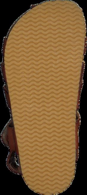 Cognacfarbene RED RAG Sandalen 19091 - large