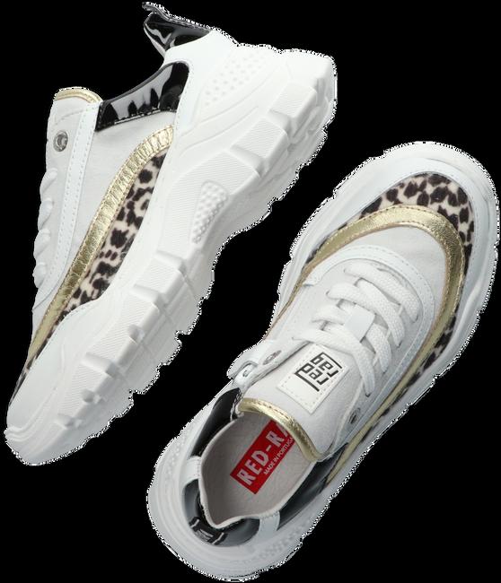 Schwarze RED-RAG Sneaker low 13262  - large