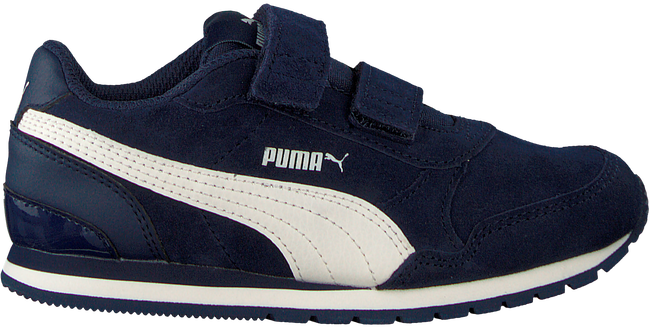 Blaue PUMA Sneaker ST RUNNER V2 SD PS - large