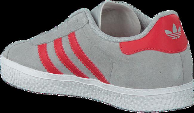 Graue ADIDAS Sneaker GAZELLE KIDS - large