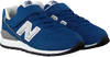 Blaue NEW BALANCE Sneaker low YV996 M  - small