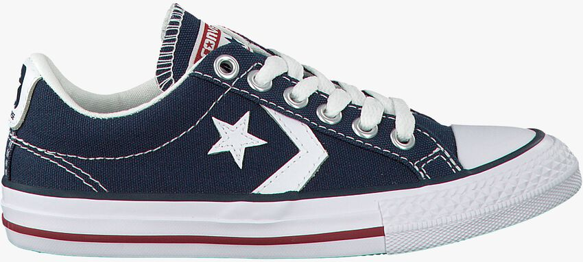 Blaue CONVERSE Sneaker STAR PLAYER EV OX KIDS - larger