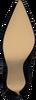 Schwarze GUESS Stiefeletten FLORD4 LEA09 - small