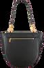 Schwarze COCCINELLE Handtasche BEAT 1201  - small