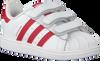 Weiße ADIDAS Sneaker SUPERSTAR CF I  - small