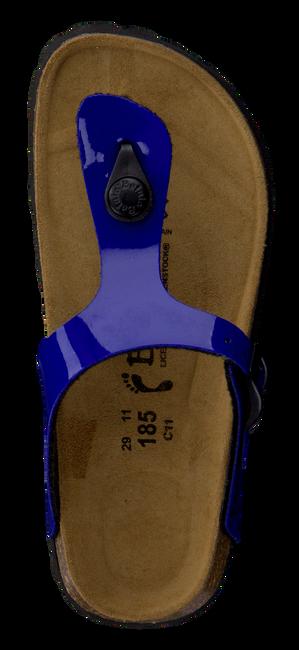Blaue BETULA Zehentrenner ROSE - large