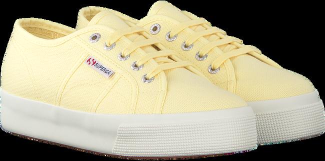 Gelbe SUPERGA Sneaker 2730 COTU  - large