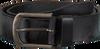 Schwarze LEGEND Gürtel 40752 - small