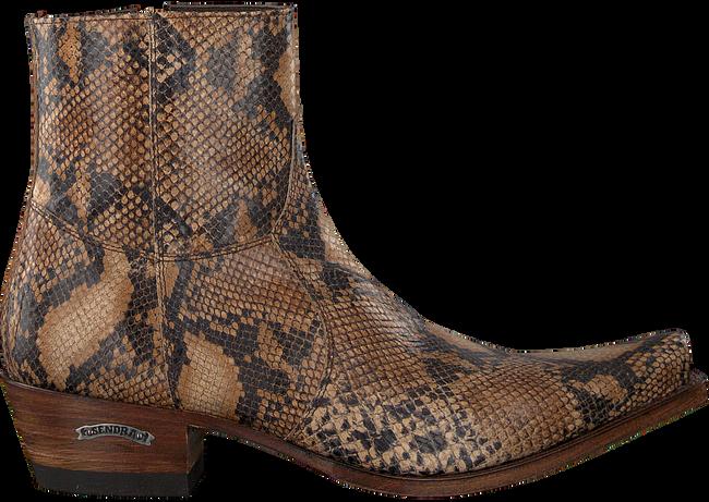 Braune SENDRA Cowboystiefel 5200  - large