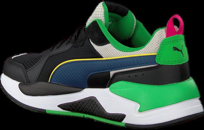 Schwarze PUMA Sneaker low X-RAY GAME  - large