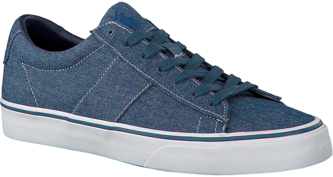 Blaue POLO RALPH LAUREN Sneaker SAYER - large
