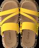 Gelbe GABOR Pantolette 702  - small