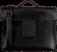 Schwarze MYOMY Laptoptasche MY HOME BAG BUSINESS  - medium