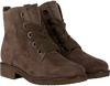 Taupe GABOR Schnürboots 705  - small