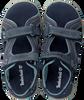 Blaue TIMBERLAND Sandalen PARK HOPPER L/F 2 STRAP KIDS - small