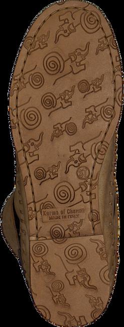 Beige KARMA OF CHARME Stiefeletten HAMMAM - large