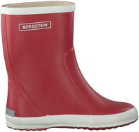 Rote BERGSTEIN Gummistiefel RAINBOOT - medium
