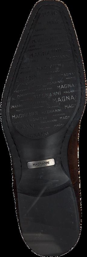 Cognacfarbene MAGNANNI Business Schuhe 20501 - larger