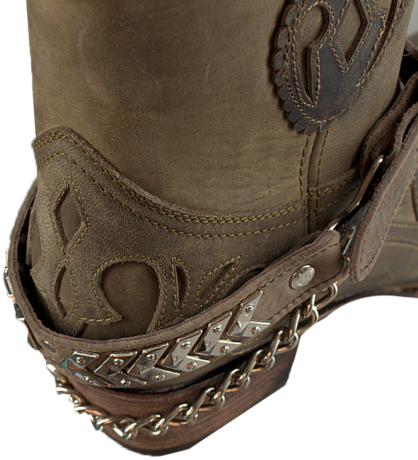 Taupe SENDRA Schuh-Candy 40 - large