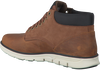 Cognacfarbene TIMBERLAND Ankle Boots CHUKKA LEATHER - small