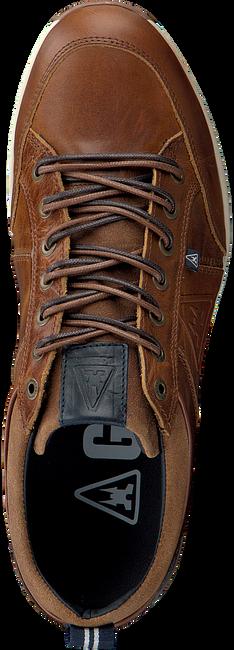Cognacfarbene GAASTRA Sneaker BAYLINE DBS  - large
