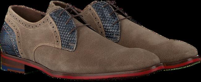 Beige FLORIS VAN BOMMEL Business Schuhe 18107  - large
