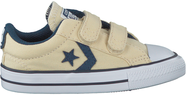 Weiße CONVERSE Sneaker STAR PLAYER 2V OX KIDS - large