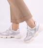 Graue BRONX Sneaker FRANKY-JAMES  - small