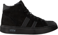 Schwarze OMODA Sneaker high O1543  - medium