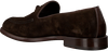 Braune MAZZELTOV Loafer 9524  - small