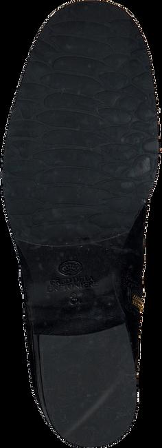 Schwarze FRED DE LA BRETONIERE Stiefeletten 183010105  - large