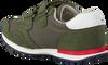 Grüne TOMMY HILFIGER Sneaker LOW CUT VELCRO SNEAKER  - small