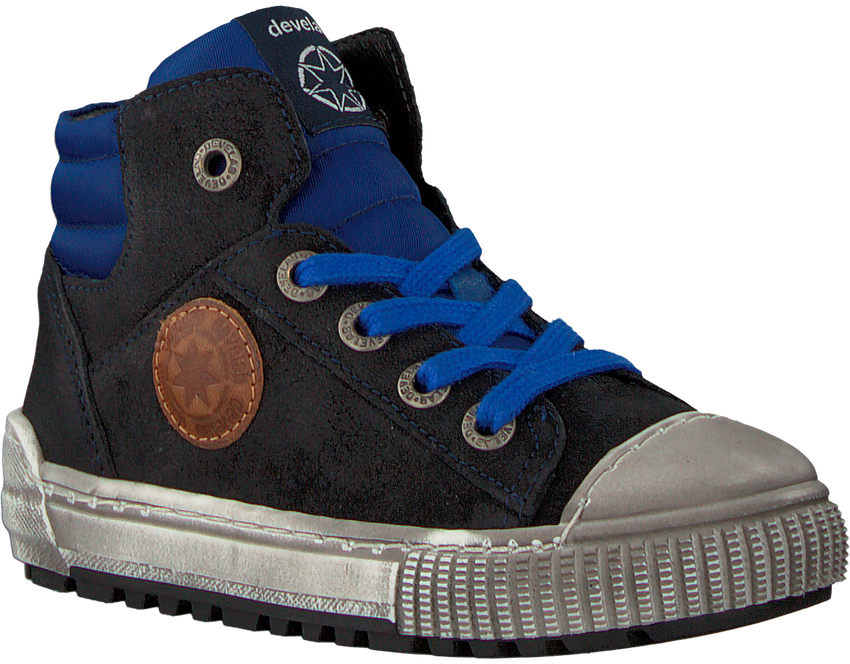 Blaue DEVELAB Sneaker 41683 - larger