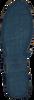 Blaue FRED DE LA BRETONIERE Sandalen FRS0323 ESPADRILLE SANDAL SUED - small