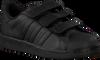 Schwarze ADIDAS Sneaker SUPERSTAR FOUNDATION - small