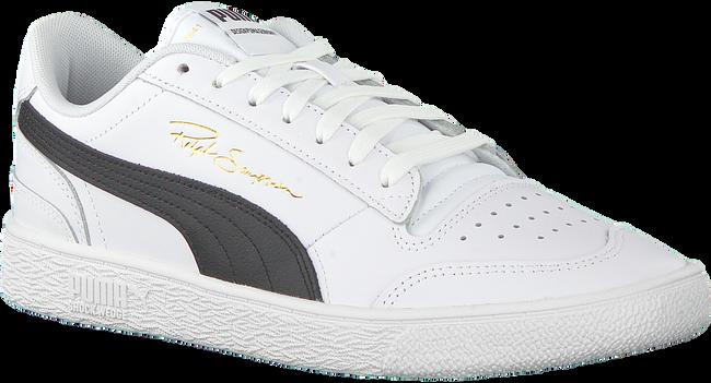 Weiße PUMA Sneaker low RALPH SAMPSON LO  - large