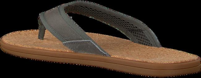 grey UGG shoe SEASIDE FLIP  - large