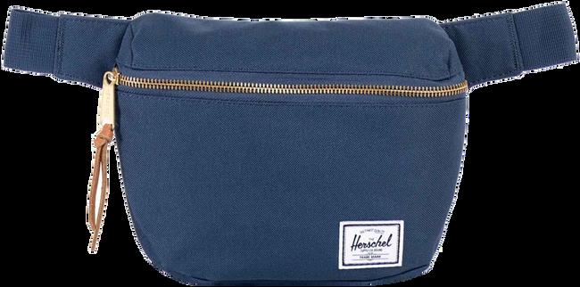 Blaue HERSCHEL Gürteltasche FIFTEEN - large