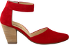 Rote PAUL GREEN Pumps 3323 - small